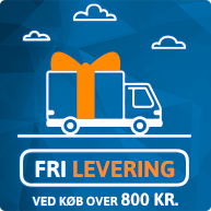 Fragtfri levering
